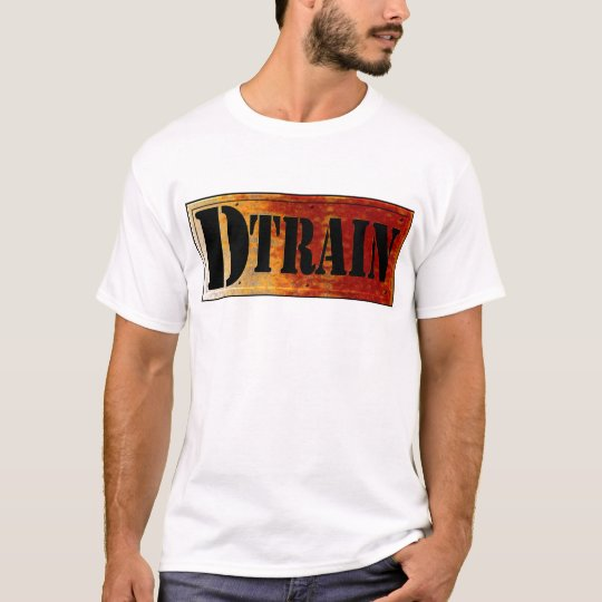 D-Train - Customised T-Shirt