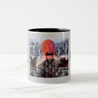 D.W. Scream Mug