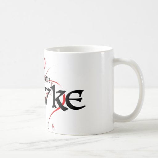 DA2 - Champ HAWKE - mug (light)