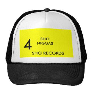 DA 4 SHO Hat