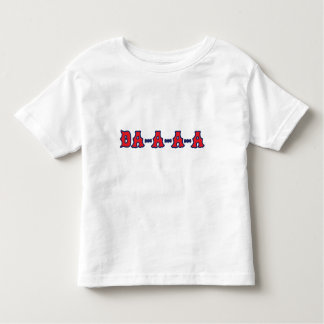 Da - a - a - a Toddler Dad Shirt