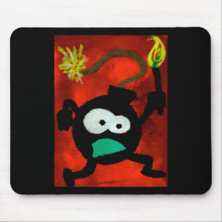da bomb mouse pads