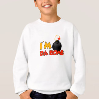 Da Bomb shirt for kids