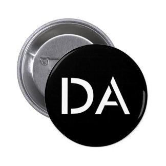 DA Classic Black Button