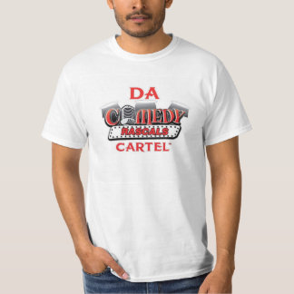 Da Comedy Rascals Cartel Tee Shirt