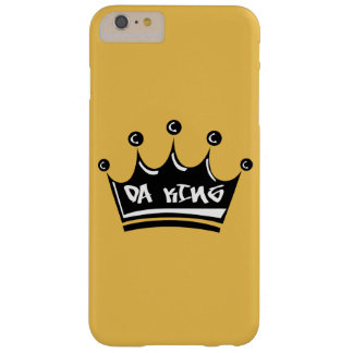 Da King Barely There iPhone 6 Plus Case