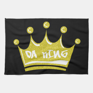 Da King Tea Towel