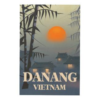 Da Nang Vietnam Travel poster