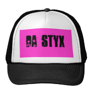 DA STYX TRUCKER HAT