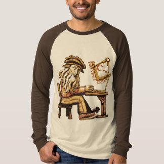 Da Vinci Code C++ Long Sleeve Raglan T-Shirts