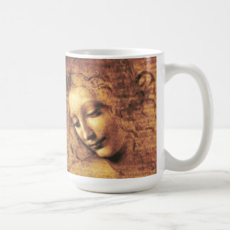 Da Vinci La Scapigliata Mug