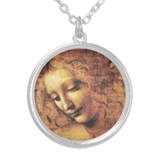 Da Vinci La Scapigliata Necklace