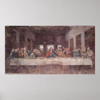 Da Vinci, Leonardo - The Last Supper Poster