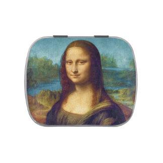 Da Vinci: Mona Lisa Jelly Belly Tins
