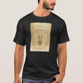 da Vinci Skydiving T-Shirt