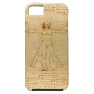 Da Vinci Vitruvian Man iPhone 5 Case