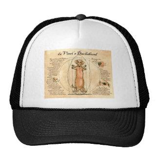 da Vinci's Dachshund Cap