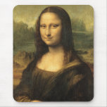 da Vinci's Mona LisaMousepad Mousemat