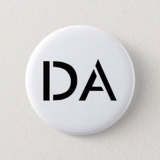 DA White Button