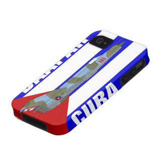 DAAFAR CUBA Case-Mate iPhone 4 COVERS