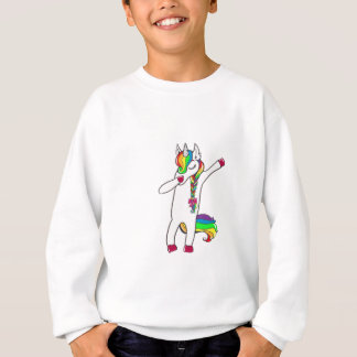 Dab unicorn sweatshirt