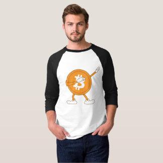 Dabbing Bitcoin T shirt