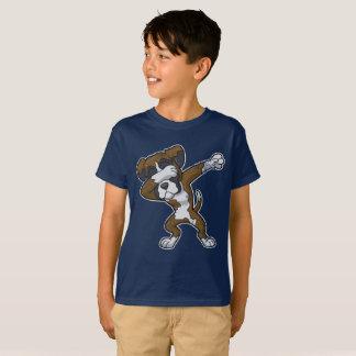Dabbing Boxer Dog Dab T-Shirt