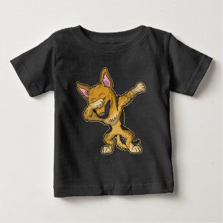 Dabbing German Shepherd Dab Baby T-Shirt