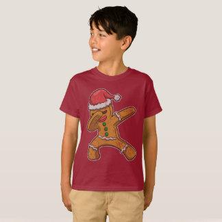 Dabbing Gingerbread Man Dab T-Shirt