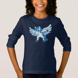 Dabbing Pegasus Dab T-Shirt
