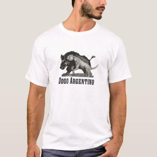 DACA Boar and Dogo Light Apparel T-Shirt