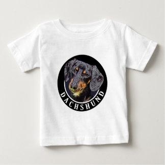 Dachshund 002 baby T-Shirt