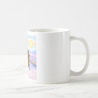 Dachshund Basic White Mug