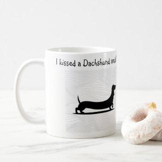 Dachshund Coffee Mug Weiner Dog Gift