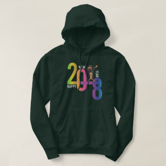 Dachshund Collection Year of the Dog 2018 Hoodie