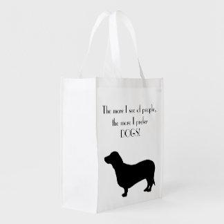 Dachshund dog black silhouette quotation cute