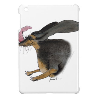 Dachshund dog, tony fernandes iPad mini cases