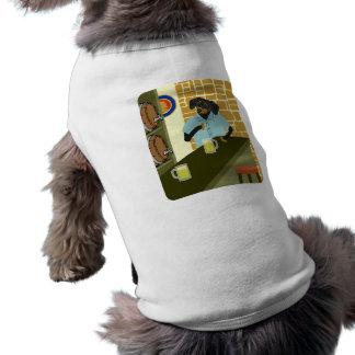 Dachshund Doxie Beer Barrel Keg Doggie Tshirt