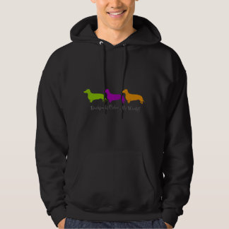 Dachshund - Doxie original artful designs Hoodie