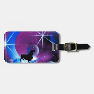 Dachshund Dreams Luggage Tag