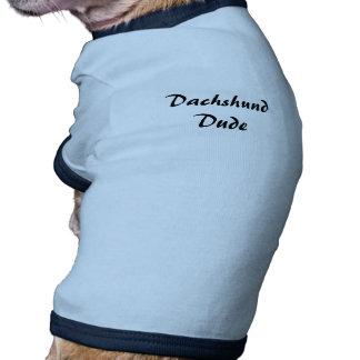 Dachshund Dude Pet Clothing