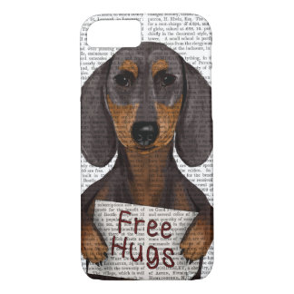 Dachshund Free Hugs iPhone 8/7 Case