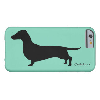 Dachshund Gifts Barely There iPhone 6 Case