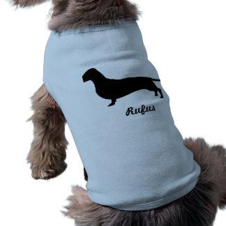 Dachshund Gifts Sleeveless Dog Shirt