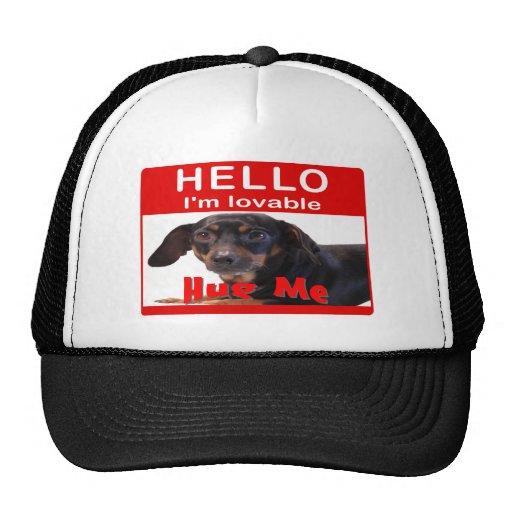 Dachshund Gifts - Woof Mesh Hats