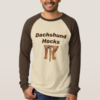 dachshund hocks shirt