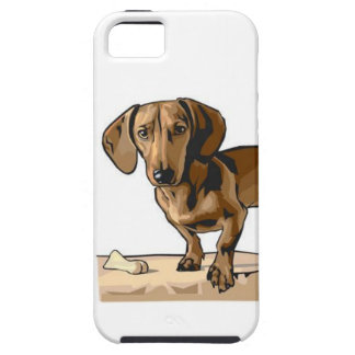 Dachshund Image iPhone 5 Covers