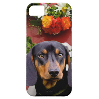 Dachshund iPhone 5 Case-Mate ID™ iPhone 5 Cases