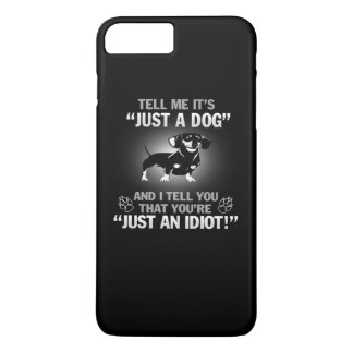 DACHSHUND - Its Not Just A Dog! iPhone 7 Plus Case