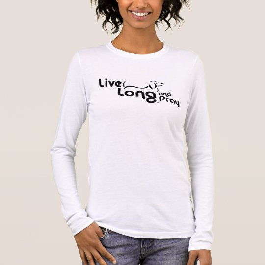 Dachshund Logo Long-sleeve T-shirt